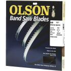 Olson 59-1/2 In. x 3/8 In. 4 TPI Skip Wood Cutting Band Saw Blade Image 1