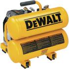 DeWalt 4 Gal. Portable 100 psi Twin-Stack Air Compressor Image 1