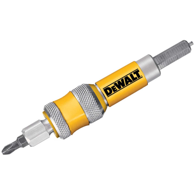 DeWalt #6 1/4 In. Black Oxide Drill & Drive Unit Image 1