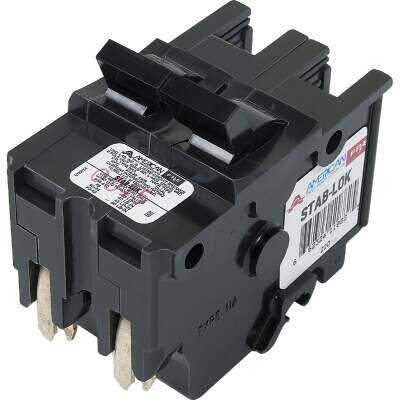 Connecticut Electric 60A Double-Pole Standard Trip Packaged Replacement Circuit Breaker For Federal Pacific
