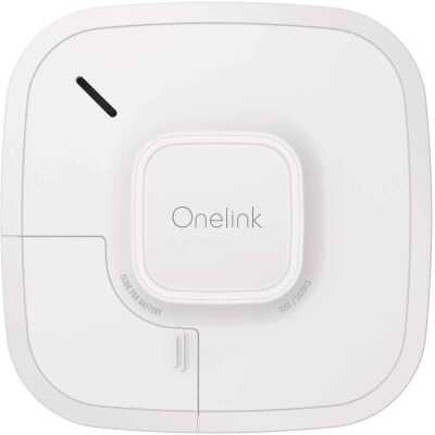 First Alert Onelink Battery Operated Photoelectric Smart Carbon Monoxide and Smoke Alarm