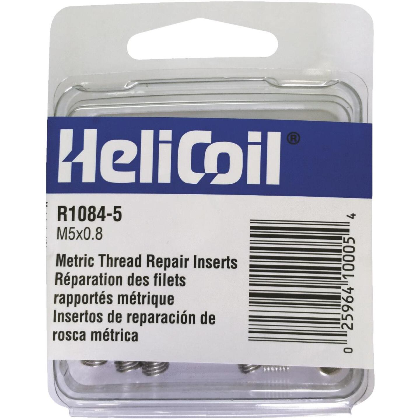 HeliCoil M5 x 0.8 Thread Insert Pack (12-Pack) Image 1
