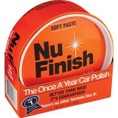 Nu Finish 14 Oz. Polish Car Wax