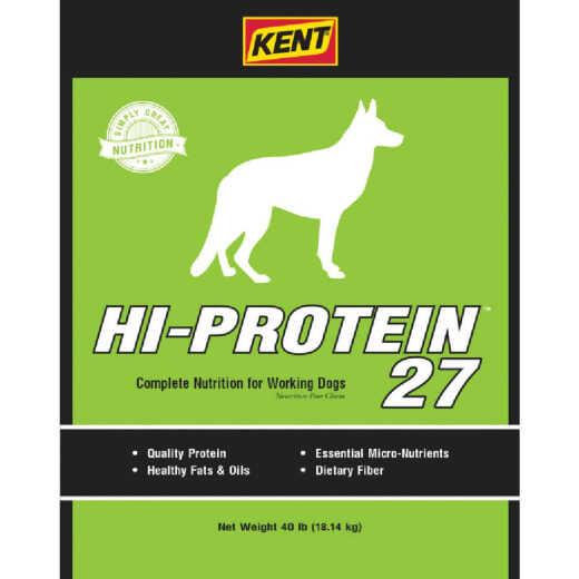 Kent Hi-Protein 27 40 Lb. Adult Dry Dog Food